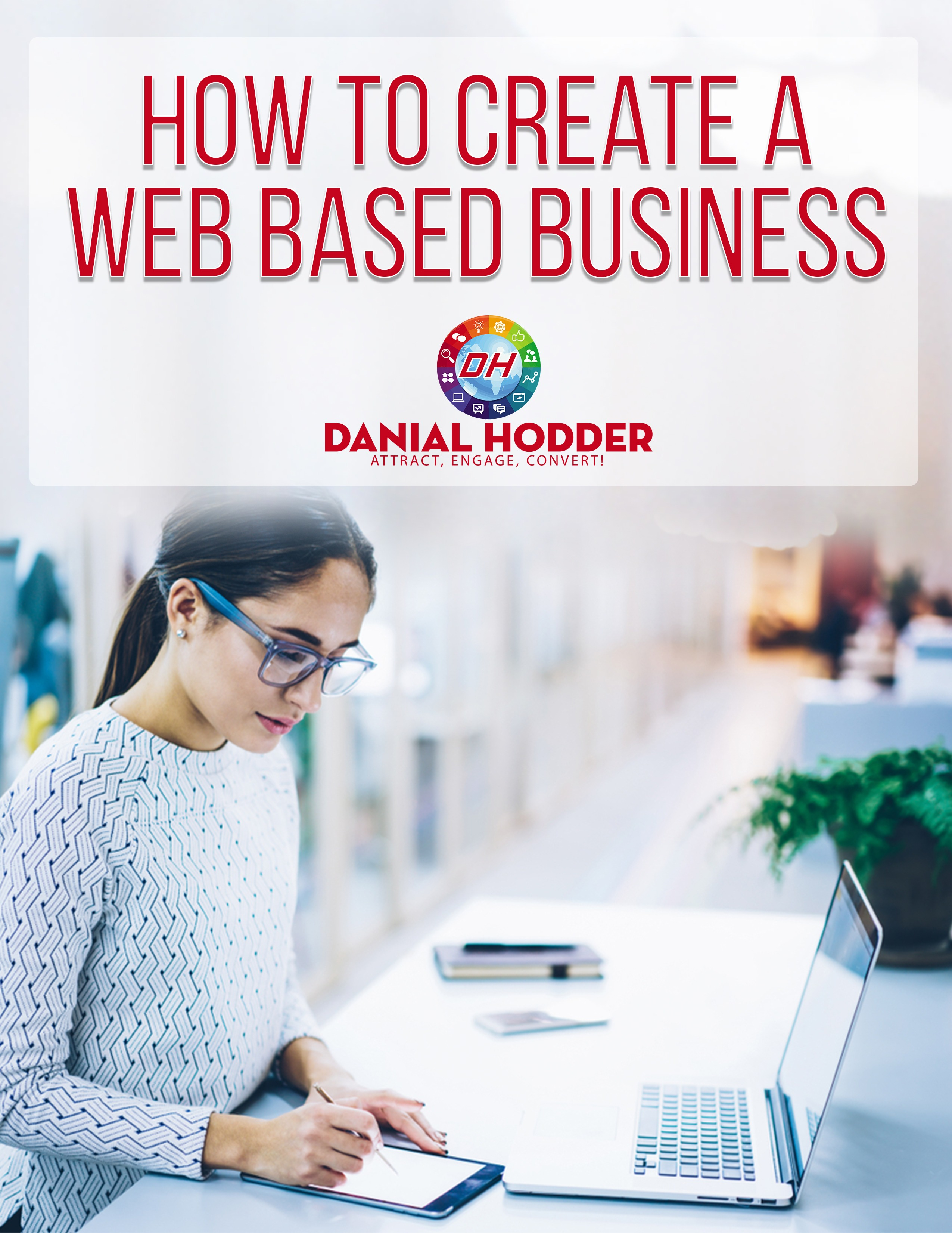 How to create a web based business