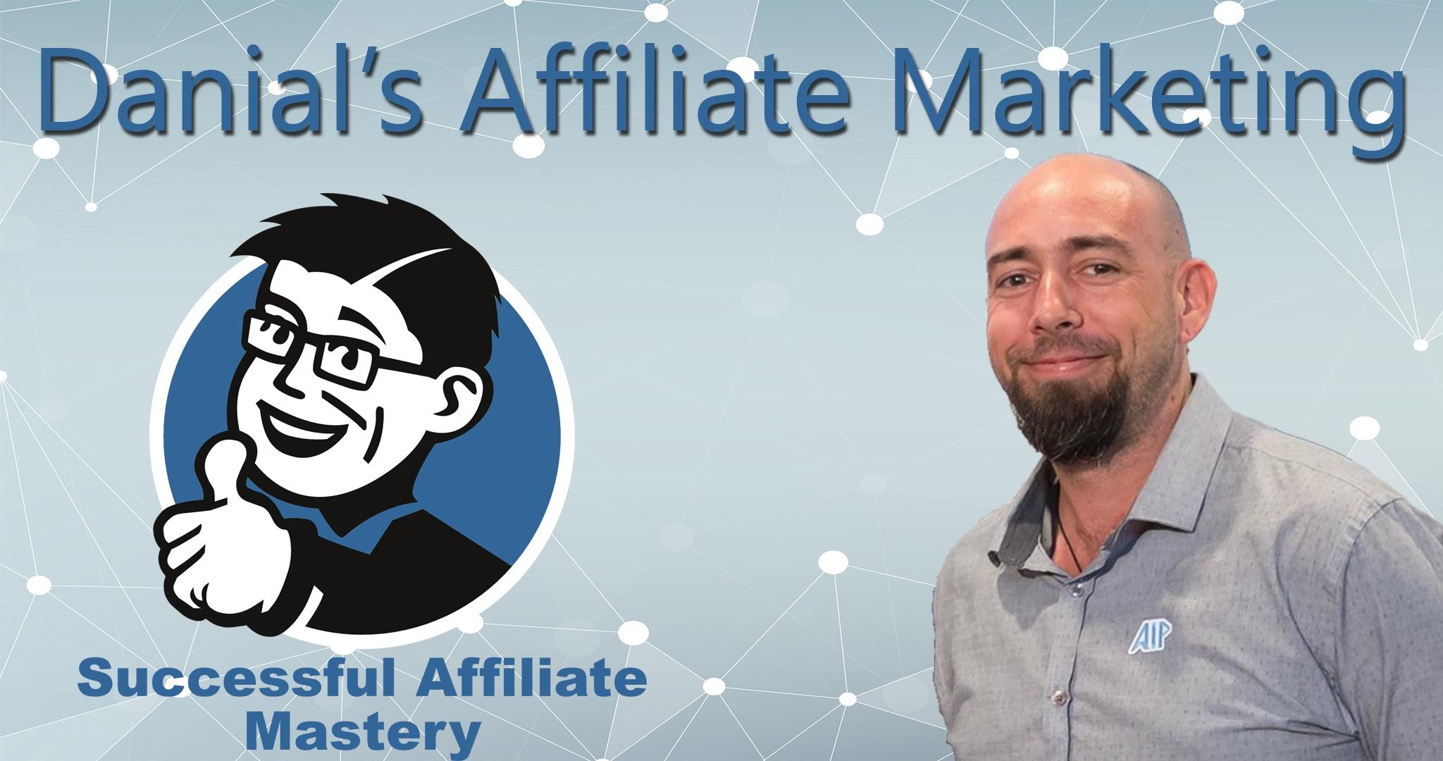Danial Affiliate Marketing image